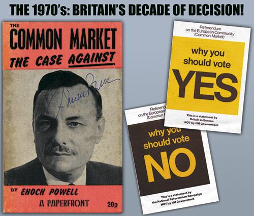 Referendum 1970s Brexit