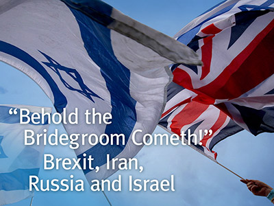Brexit in Bible Prophecy