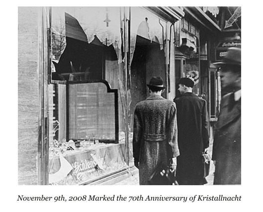 Kristallnacht Remembered